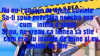 Dorian Popa feat Ioana Ignat -Cand lumea e rea (VERSURI)