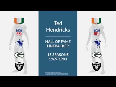 Ted Hendricks: Hall of Fame Football Linebacker