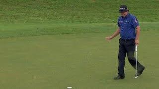 2013 PGA Grand Slam of Golf Highlights: Jason Dufner birdies 12