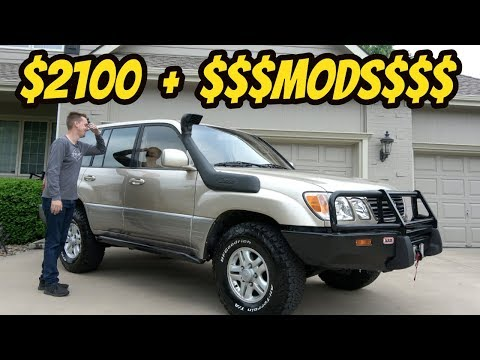 I Bought the Cheapest Toyota Land Cruiser in the USA: 6 Month Report