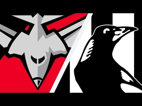 Highlights: Bombers v Magpies