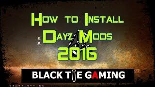 How to Install Dayz Mod Updated Version 2016 - Overpoch - Origins - Epoch |