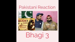 Pakistani Reacts to | Baaghi 3 | Get Ready to fight Reloaded | Tiger shroff | khubaib views | 2020