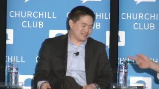 An Evening with Brad Katsuyama and Michael Lewis