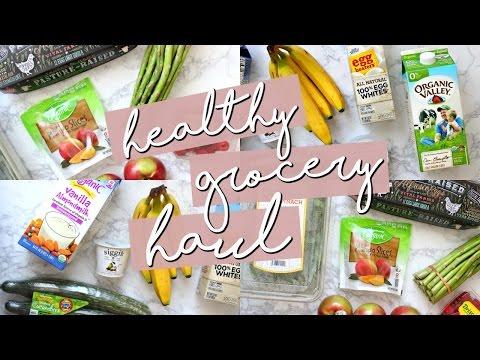 HEALTHY GROCERY HAUL | Wegman