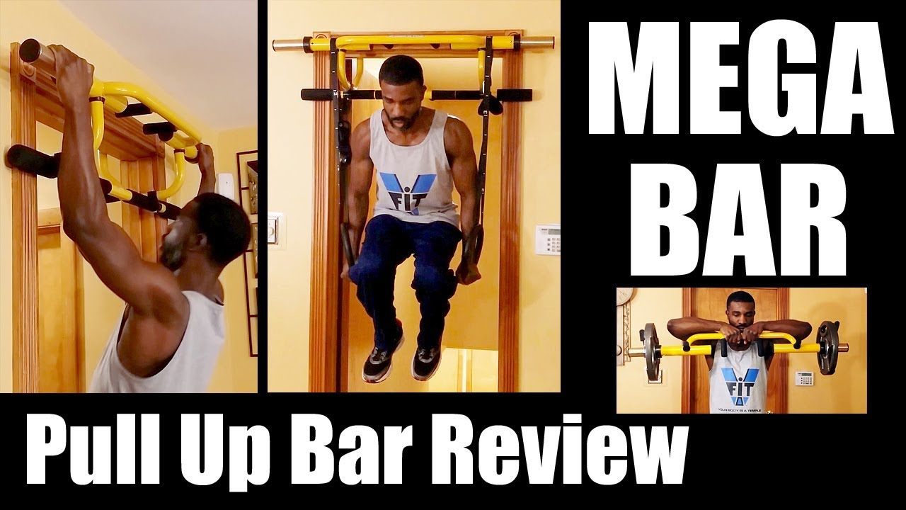 Mega Bar Review Best Pull Up Bar Ever Youtube