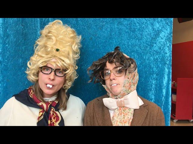 #DONSTHUIS: QUARANTHEO & -THEA: TELEPATHIE