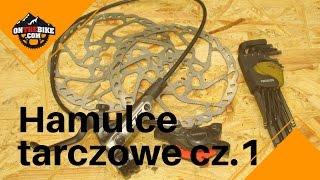 Serwis roweru - Hamulce tarczowe cz.1