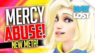 Overwatch - The ABUSE of Mercy! Mercy 2.0 Rez Meta INCOMING!