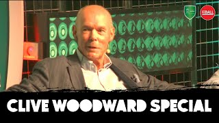 Clive Woodward | England success, Doping in rugby and Rugby World Cup Preview