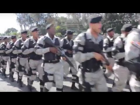 Dominican Republic Army vs Haiti war in border | Military missions 2010-2017 news today