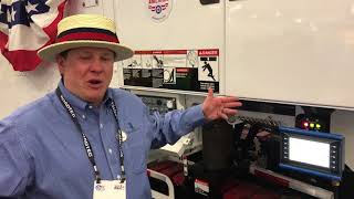Video still for Roadtec Rep Talks Milling Machine Features at World of Asphalt 2018