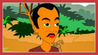 Thakurmar Jhuli | Aagdoom Bagdoom Aar Gorib Muchi | Bengali Moral Stories | Bangla Cartoon | Part 1