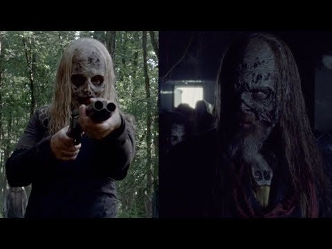 NEW The Walking Dead Season 9B TRAILER BREAKDOWN! MORE WHISPERERS! Episode 9 & Episode 10 Reviews!