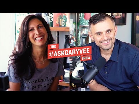 WENDY SACHS, NEW DIGITAL MEDIA, GETTING HIRED, & DIFFERENCES BETWEEN MEN AND WOMEN   #ASKGARYVEE 269