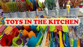 Toys In The Kitchen 2014 - CHRISTMAS