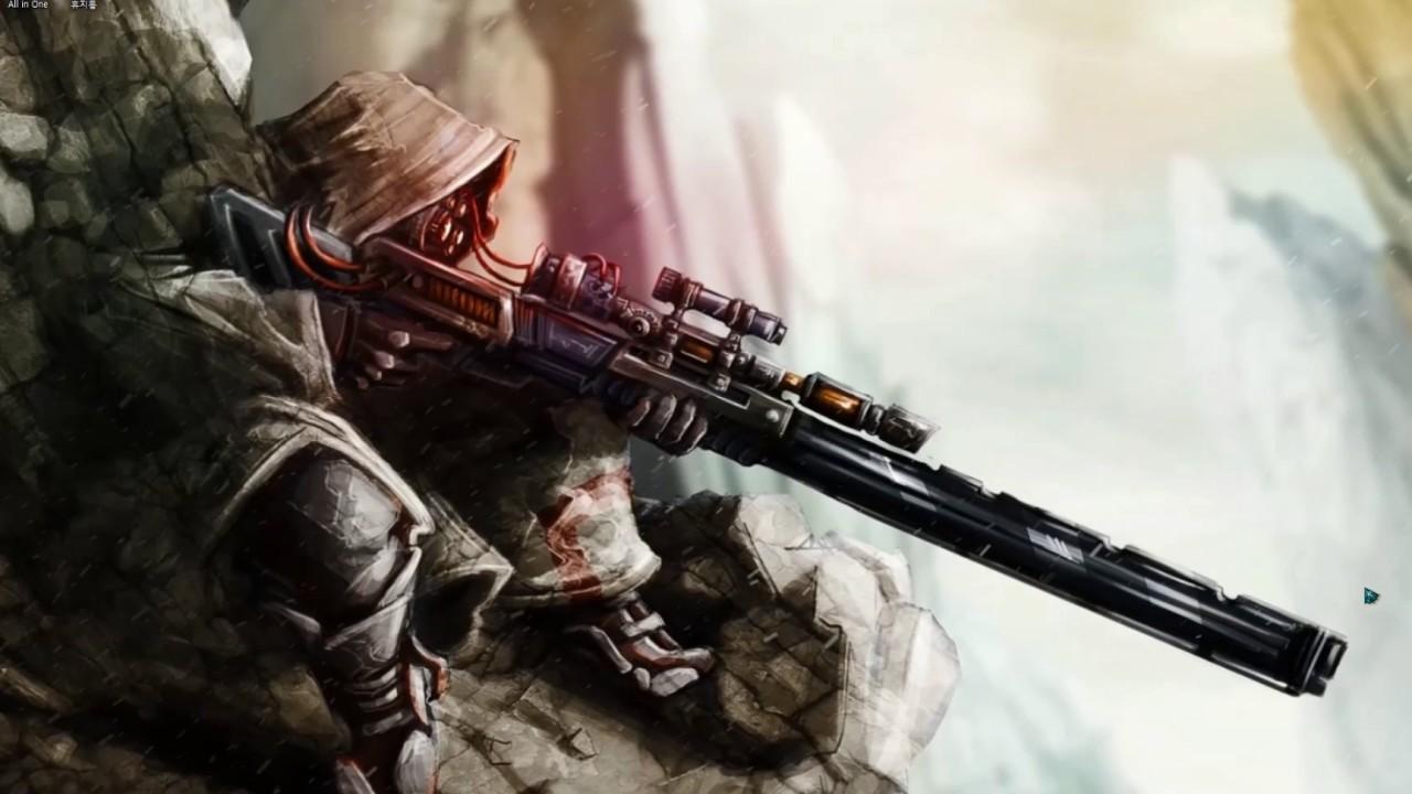 Wallpaper Engine Sniper YouTube