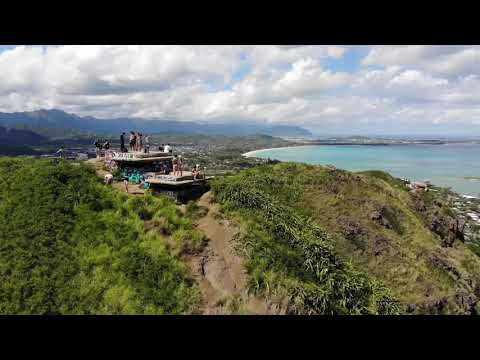 Best DJI Mavic Air Clip to date! In HAWAII!