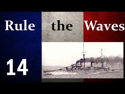 Rule the Waves - French Succession - 14 - Fleet Battle (part 1)