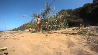 free camping Greece