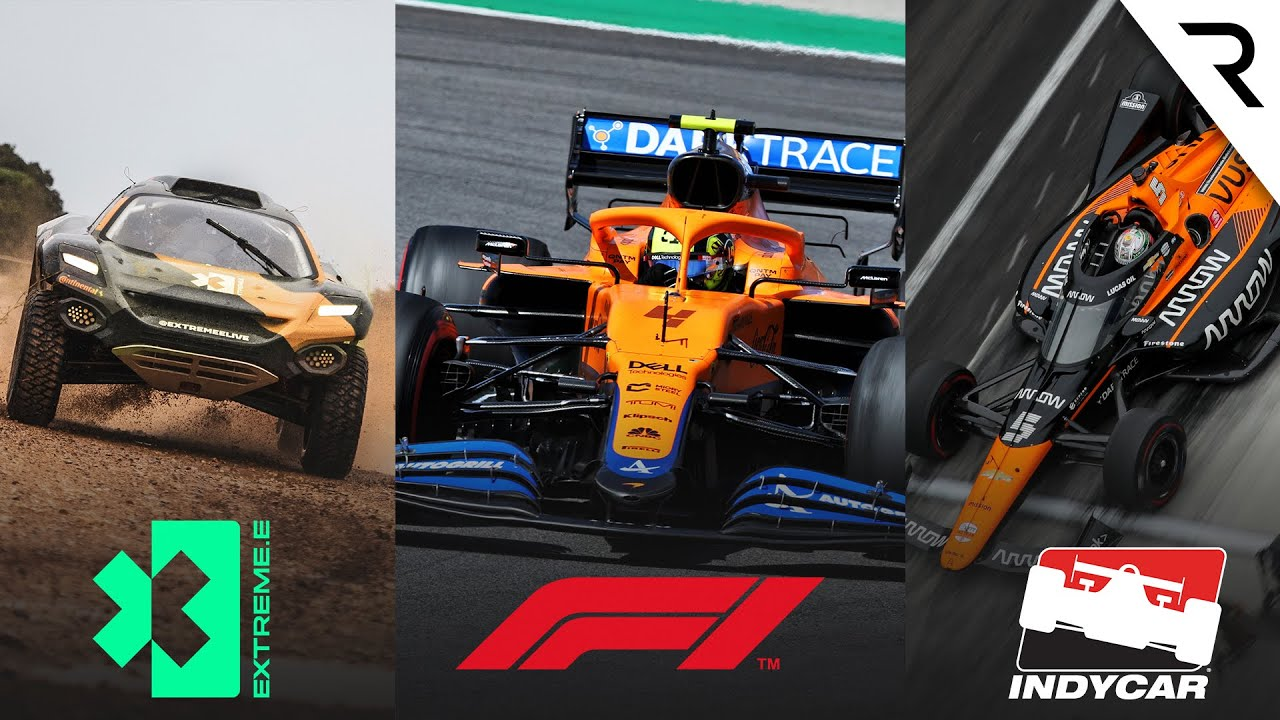 Why McLaren's entering another non-F1 series one year after being in crisis