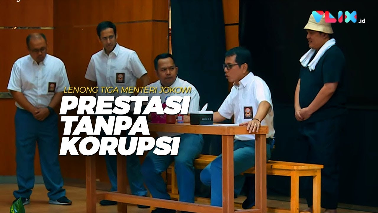Kocaknya Nadiem, Wishnutama & Erick Thohir Ngelenong Membahas Korupsi