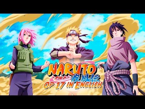 ENGLISH OP: Naruto Shippuden Op 17 (Kaze)