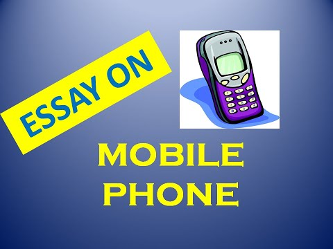 Paragraph / Essay on mobile phone | Essay on advantages and the disadvantages of mobile phone