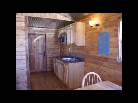 Derksen Portable Finished Cabins At Enterprise Center