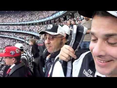 2010 Drawn AFL Grand Final - Post-Match Scenes
