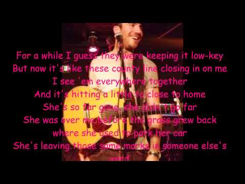 Break Up In A Small Town by Sam Hunt Lyrics