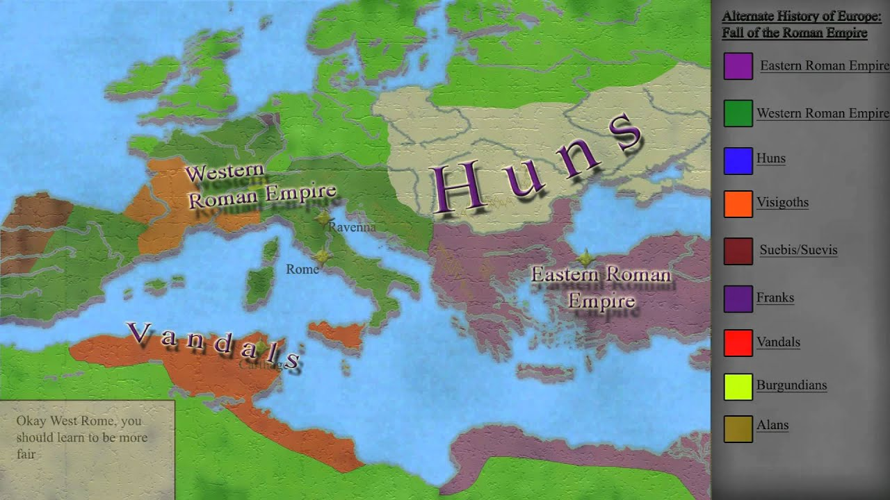 Alternate History Of Europe In 3d 999 Sub Special Fall Of The