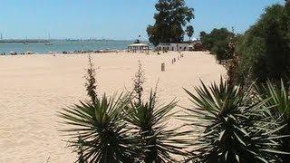 El Puerto de Santa María (Cádiz) Playa de la Puntilla y entorno