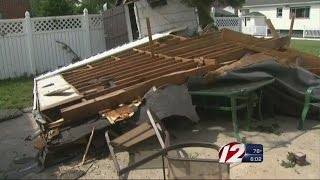 Tornado confirmed in Revere