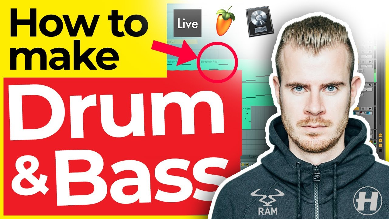 How to Make DRUM AND BASS (Like WILKINSON & SUB FOCUS) – FREE Ableton Project! 🔥