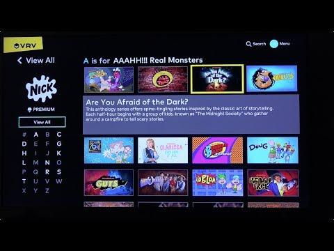 Vrv Moves Nickelodeon Series To Streaming Platform Via Nicksplat