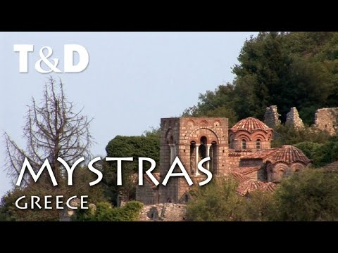 Mystras - Greece Best Place - Travel & Discover