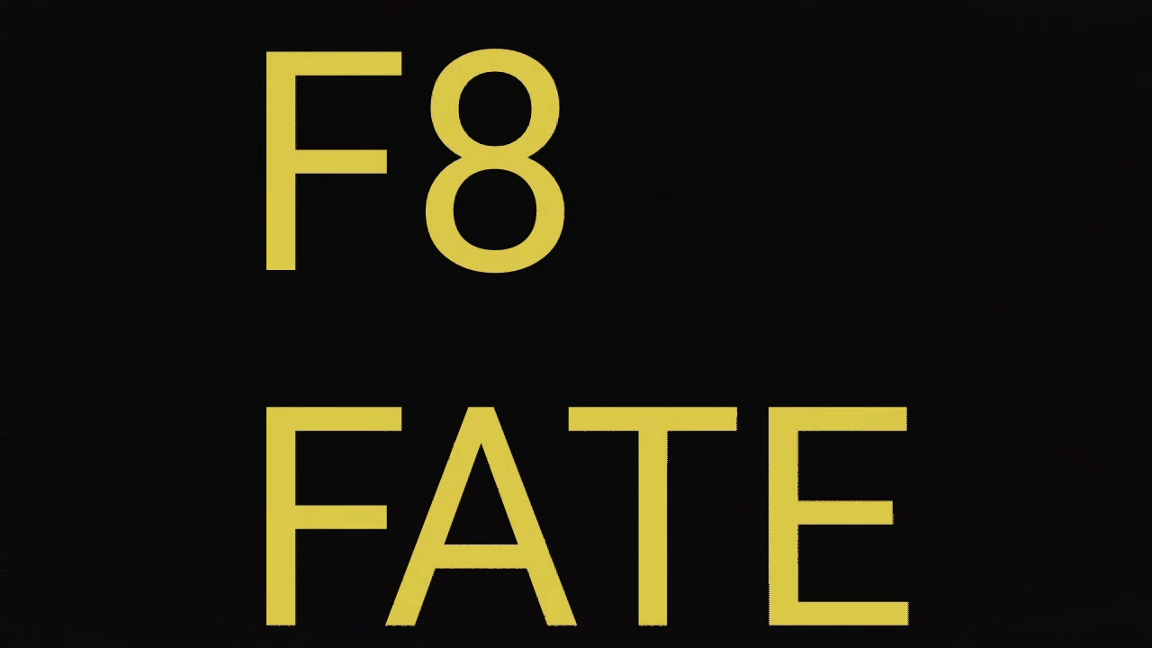 Intro to F8