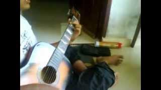aniq cover gitar cap apek
