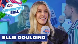 Ellie Goulding Sings 00s Punk Rock Songs | Capital