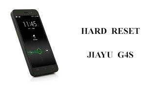 Jiayu G4s Hard Reset Сброс Настроек