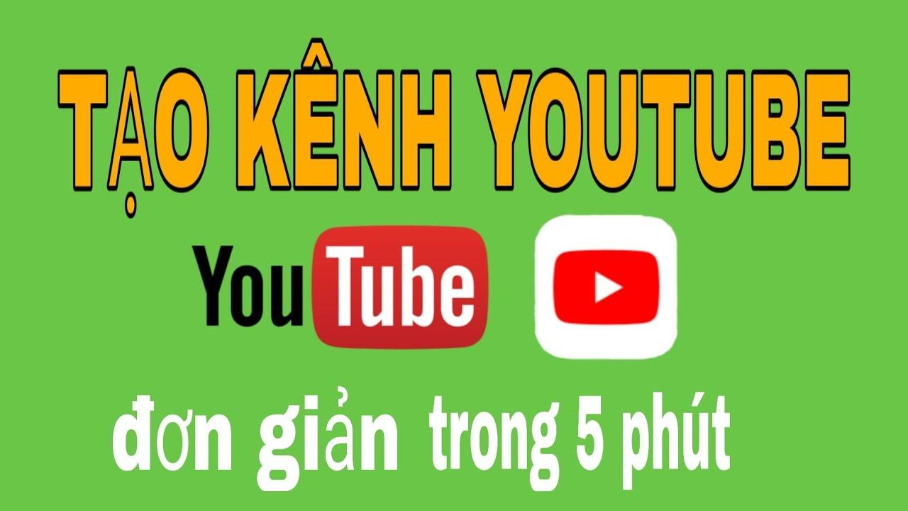 Hướng Dẫn Tạo Kênh Youtube Trên điện Thoại Bằng Cách Tạo Gmail đơn giản nhất/ Lan nguyễn official/