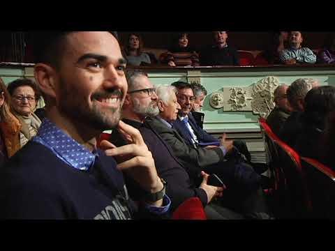 Los premios AJE reconocen el talento empresarial ourensano 12 12 19