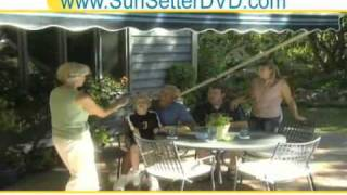 Montana Sun Setter - Retractable Awnings And Canopy Sunroom