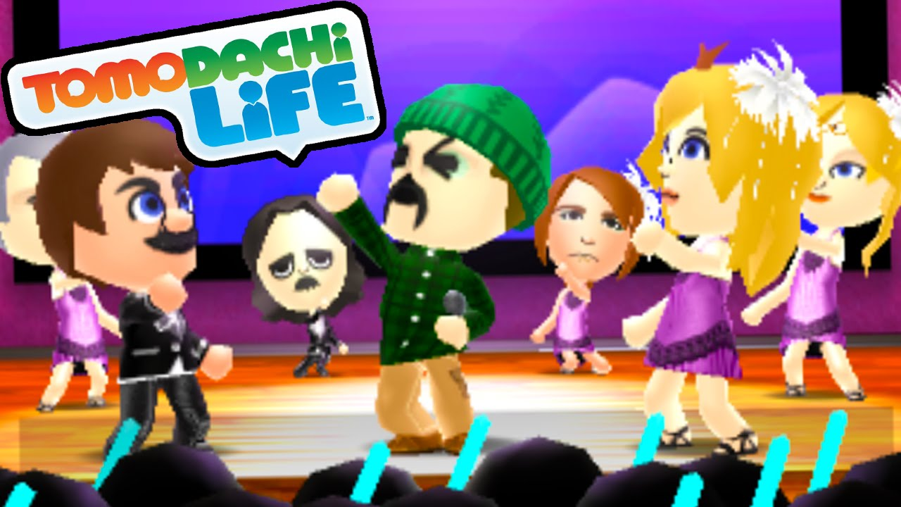 tomodachi life how to make your miis fall in love