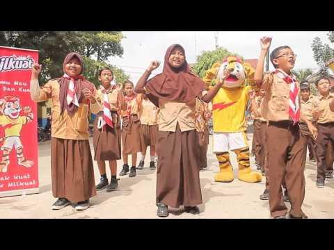Milkuat Dance Competition SDN SRENGSENG SAWAH 04