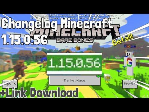minecraft-versi-1.15.0.56.-changelog+link-download