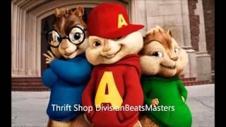 Thrift Shop Alvin and the Chipmunks DJ Calvisa
