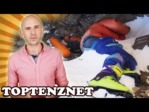 Top 10 People Who Never Left Mount Everest — TopTenzNet