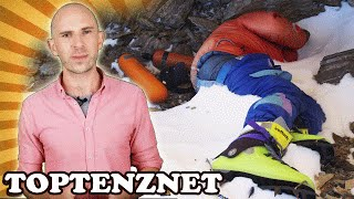 Top 10 People Who Never Left Mount Everest